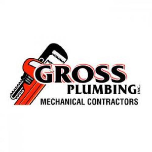 gross plumbing logo
